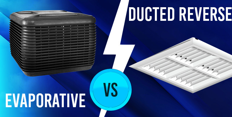 Evaporative Cooling Vs Ducted Cooling